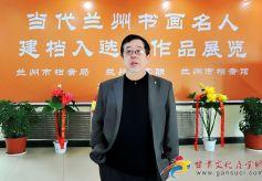 甘肃现代名家书画院常务副院长刘富强书法作品欣赏