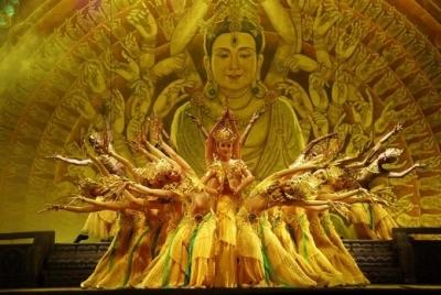 创意之光影响和引领了甘肃文化旅游产业图片