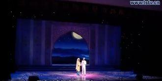 慶祝張家川縣六十周年 音樂舞劇《關山月》精彩上演