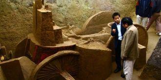 张家川回族自治县发现古戎人神秘墓葬