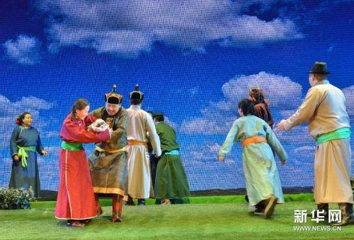 蒙古丽娅舞蹈艺术学校