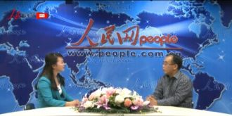 【訪談】中國國畫院蘭州分院書記陳建國:書畫漫漫路