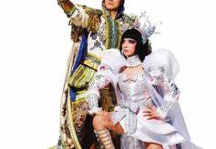 甘肃省歌舞剧院联手吴兴国打造《女神·西王母》