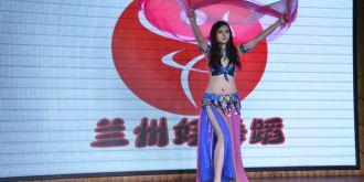 """【现场】""""中国·兰州好舞蹈""""大赛举行"""