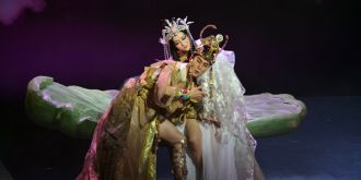 时尚歌舞剧《女神·西王母》兰州上演