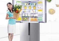 市场口碑双赢 全国用户为容声十字对开门冰箱点赞