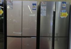 多门冰箱增长迅速 容声十字对开门强势领涨
