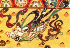 """""""一带一路""""西望敦煌中国画交流展在兰州开幕"""