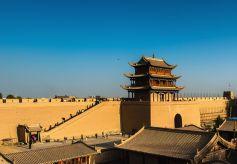 甘肃长城文化——边关防卫的古战场,万里长城的西起点