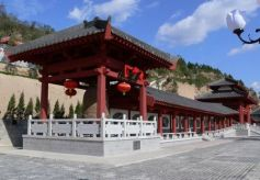 平凉市灵台县旅游局加强旅游商品开发工作