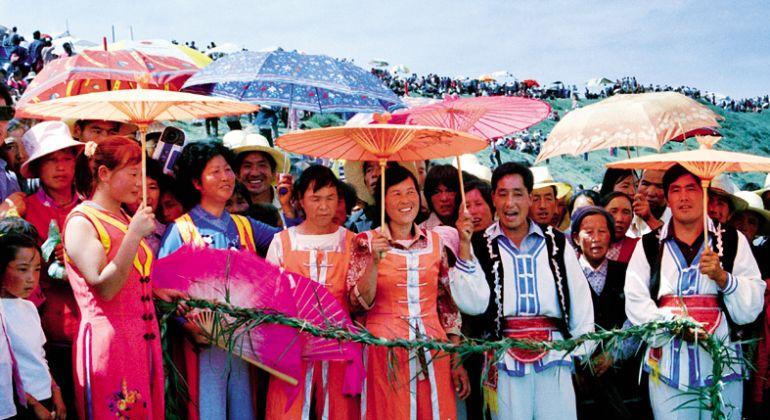 甘肃民俗文化——走进陇原大地,体验特色风情
