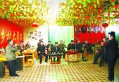 """临夏州推动民族地区""""乡村舞台""""建设  构筑精神家园"""