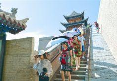 """甘肃嘉峪关:""""激活""""文化遗产记忆,延伸文化双赢之路"""