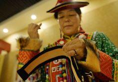 甘肃肃南:活态传习助裕固族非遗保护传承