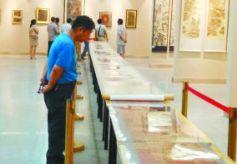 甘肃省首届古典书画展开展:弘扬陇原文化 传承经典之作