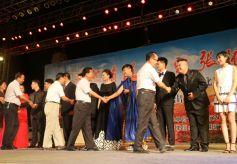 中国煤矿文工团走进张掖助力公共文化服务体系示范区建设