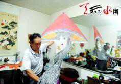 天水非物质文化遗产传承人夏生禄:小风筝的大乾坤