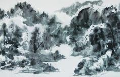 甘肃画家王惠中国画赏析