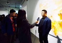 """""""异象不期而至:王清州""""画展在先声画廊开展"""