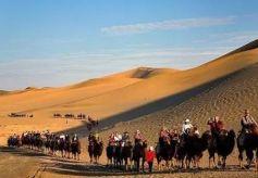 """""""一带一路""""战略将带动甘肃文化旅游产业大力发展"""
