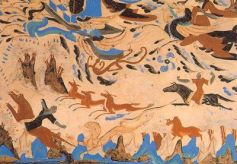 世界文化遗产甘肃敦煌壁画欣赏