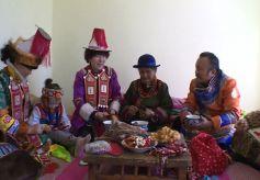 甘肃肃南裕固族人家:传承是永恒的主题