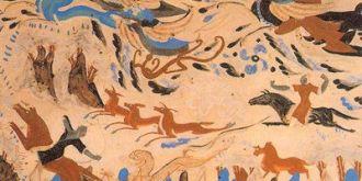 世界文化遺產甘肅敦煌壁畫欣賞