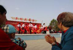 """甘肃省万余""""乡村舞台""""唱响繁荣农村文化大戏"""
