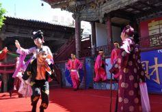 甘肃张掖:打造舞台剧《八之戒》推动旅游文化发展
