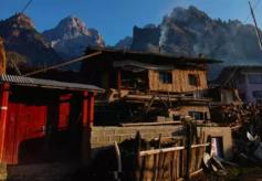 甘南州迭部县扎尕那:甘肃最美村庄