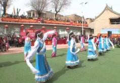 第五届甘肃洮河香道文化旅游艺术节举行