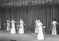 """甘肃省""""我们的中国梦-文化进万家""""活动启动"""
