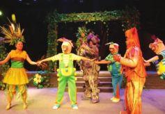 甘肃原创儿童剧《小猪快跑》将于26日在兰州首演