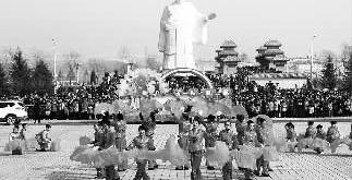 正月十五闹元宵,甘肃各地系列文化活动?#22336;?#19978;演