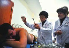 甘肃中医文化沿丝绸之路走出国门