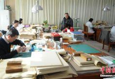 甘肃古籍修复师:用手复原文明记忆