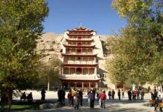 """甘肃省""""十二五""""时期文化旅游产业发展综述"""