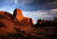 新石器时期古文化遗址:甘肃省张掖市黑水国遗址