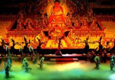 甘肃经典舞剧《丝路花雨》11日12日将在兰州上演