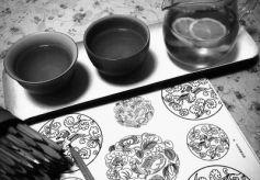 《一带一路画敦煌》系列涂色书:点染紫禁城、描摹敦煌壁画