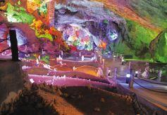 甘肃武都万象洞:神秘罕见的西北喀斯特溶洞