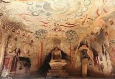甘肃佛教文化石窟长廊:之永靖炳林寺石窟