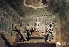 甘肃佛教文化石窟长廊:之瓜州榆林窟