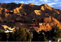 甘肃佛教文化石窟长廊:之祁丰文殊寺石窟