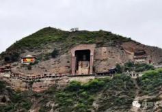 甘肃佛教文化石窟长廊:之甘谷大像山石窟