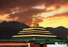 甘肃著名佛教文化寺院:之夏河拉卜楞寺