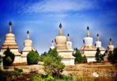 甘肃著名佛教文化寺院:之武威白塔寺