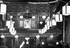 兰州非物质文化遗产兰州灯火河口纱灯:再现河口古镇繁华