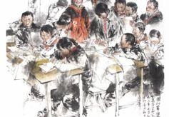 兰州著名国画家徐新平:在艺术的道路上我还是个孩子