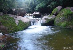 天水桃花沟景区:小陇山国家森林公园六大景区之一